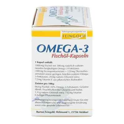 Omega 3 Fischöl Kapseln  bei apo.com bestellen