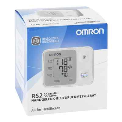 Omron Rs2 Handgel.blutdruckm.vollautomatisch  bei apo.com bestellen