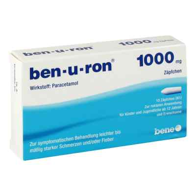 Ben-u-ron 1000mg  bei apo.com bestellen