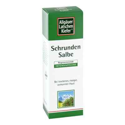 Allgäuer Latschenk. Schrundensalbe  bei apo.com bestellen