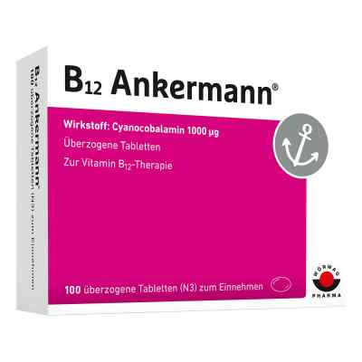 B12 Ankermann überzogene Tabletten  bei apotheke-online.de bestellen