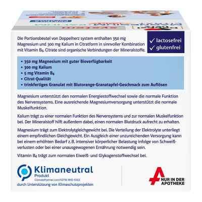 Doppelherz Magnesium + Kalium Citrat system Granulat   bei apo.com bestellen