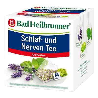Bad Heilbrunner Tee Schlaf- und Nerven Pyram.btl.  bei apo.com bestellen