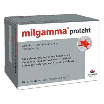 Milgamma protekt Filmtabletten  bei vitaapotheke.eu bestellen