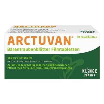 ARCTUVAN Bärentraubenblätter  bei apotheke-online.de bestellen