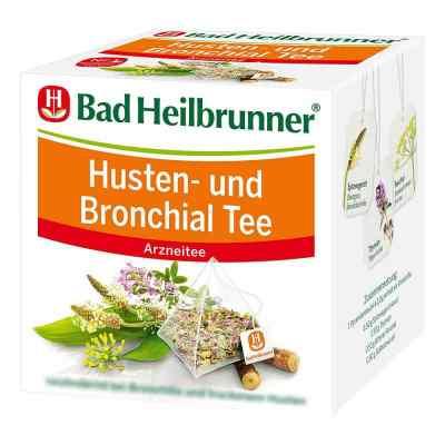 Bad Heilbrunner Tee Husten und Bronchial Filterbtl  bei apotheke-online.de bestellen