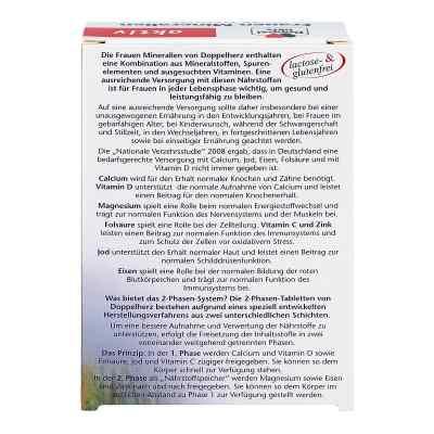 Doppelherz Frauen Mineralien Depot Tabletten  bei apo.com bestellen