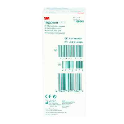 Tegaderm 3m Pflaster 10cmx2m Rolle 16004s  bei apo.com bestellen