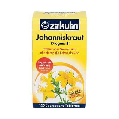 Johanniskraut Dragees H  bei apo.com bestellen