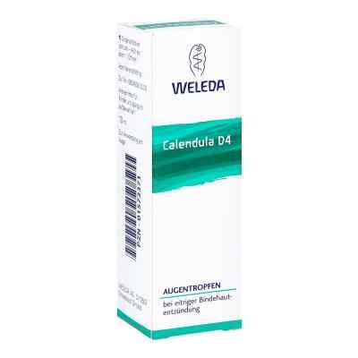 Calendula Augentropfen D4 10 ml von WELEDA AG PZN 01572371