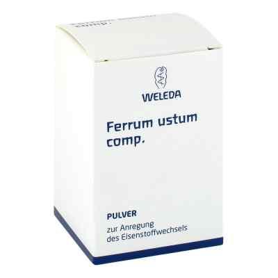 Ferrum Ustum compositus Pulver 50 g von WELEDA AG PZN 01572744