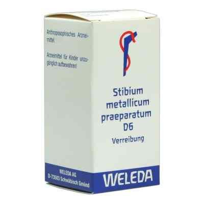 Stibium Met. Praeparatum D6 Trituration  bei apo.com bestellen
