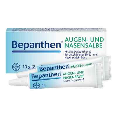 Bepanthen Augen- und Nasensalbe  bei apotheke-online.de bestellen