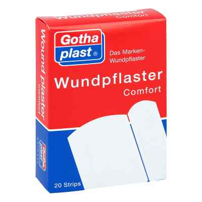 Gothaplast Wundpfl.comfort 2 Grössen  bei apo.com bestellen