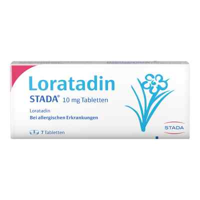 Loratadin STADA allerg 10mg  bei apo.com bestellen