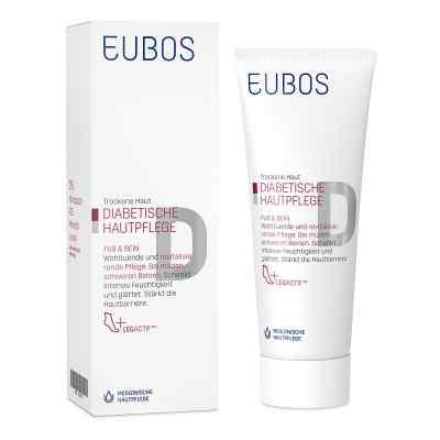 Eubos Diabetes Haut Fuss Creme  bei apotheke-online.de bestellen