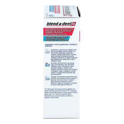 Blend A Dent Reinigungs Tabs langanhalt.Frische  bei apo.com bestellen