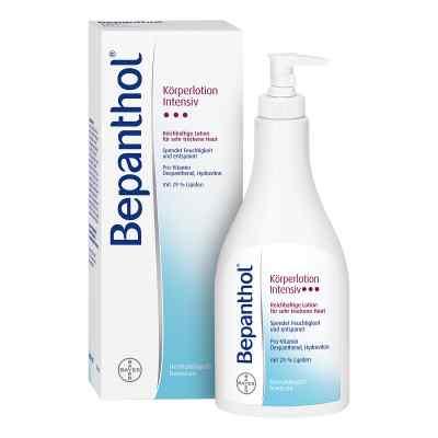 Bepanthol Intensiv Körperlotion Spenderflasche  bei apotheke-online.de bestellen