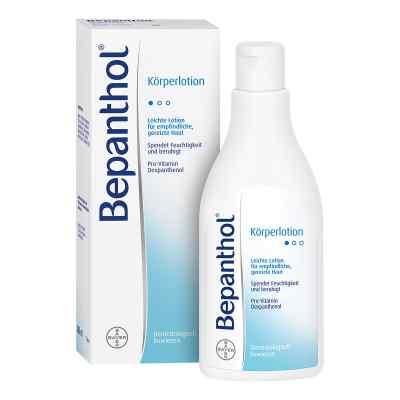 Bepanthol Körperlotion Flasche  bei apo.com bestellen