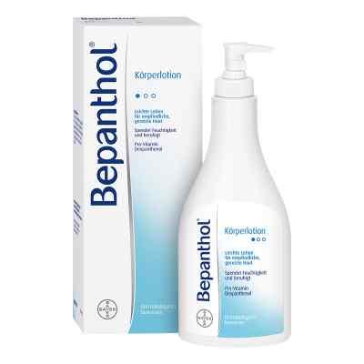 Bepanthol Körperlotion Spenderflasche  bei apotheke-online.de bestellen