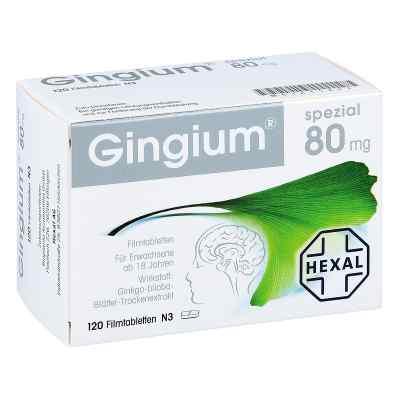 Gingium spezial 80mg  bei apo.com bestellen