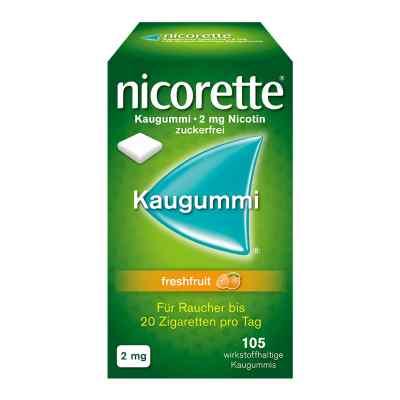 Nicorette 2mg freshfruit  bei apotheke-online.de bestellen