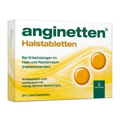 Anginetten Halstabletten  bei apo.com bestellen