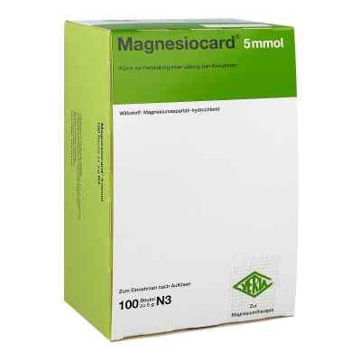Magnesiocard 5 mmol Pulver  bei apo.com bestellen