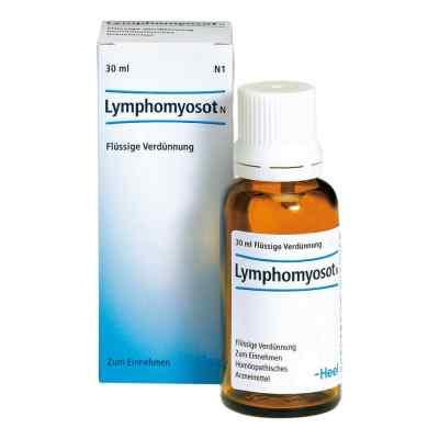 Lymphomyosot N Tropfen  bei apo.com bestellen