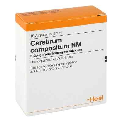 Cerebrum Compositum Nm Ampullen  bei apo.com bestellen