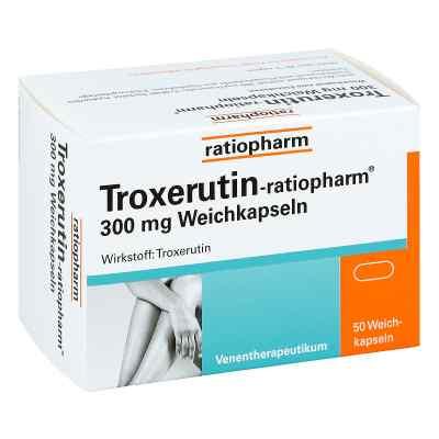 Troxerutin-ratiopharm 300mg  bei apo.com bestellen