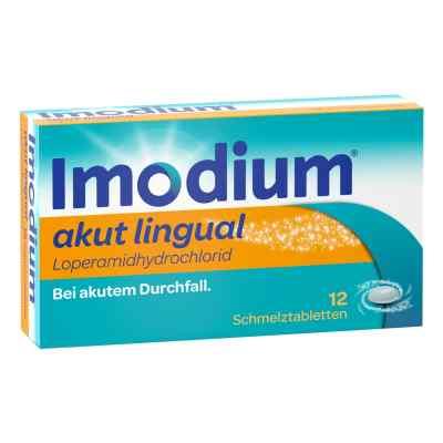Imodium akut lingual  bei apotheke-online.de bestellen