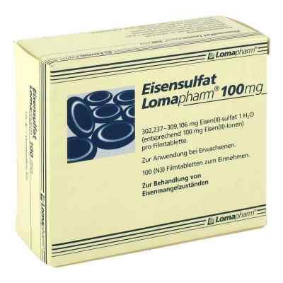 Eisensulfat Lomapharm 100mg  bei apo.com bestellen