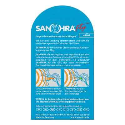 Sanohra fly für Erwachsene  Ohrenschutz  bei apo.com bestellen