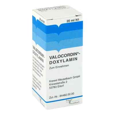 Valocordin-Doxylamin  bei apo.com bestellen