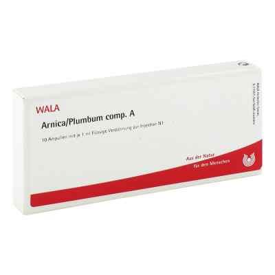 Arnica/plumbum compositus  A Ampullen  bei apo.com bestellen