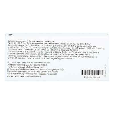 Cerebellum Comp. Ampullen  bei apo.com bestellen