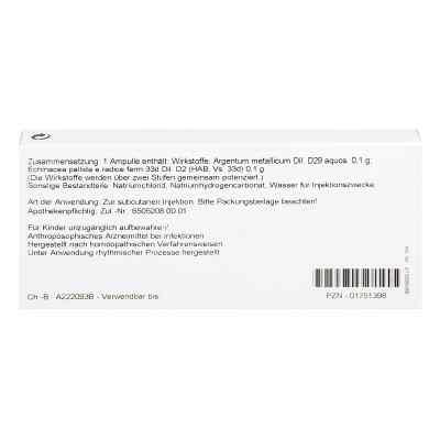 Echinacea/argentum Ampullen  bei apo.com bestellen