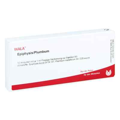 Epiphysis/ Plumbum Ampullen  bei apo.com bestellen