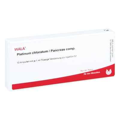 Platinum Chlorat./ Pankreas Comp. Ampullen  bei apo.com bestellen