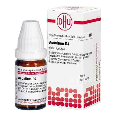 Aconitum D 4 Globuli  bei apo.com bestellen