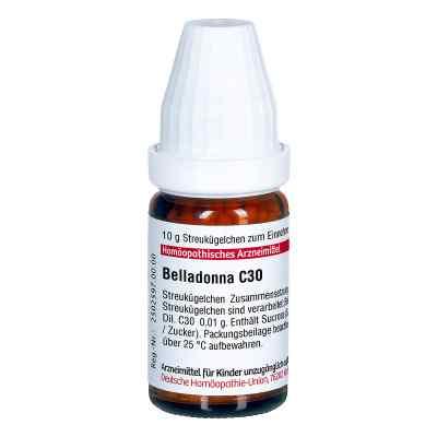 Belladonna C 30 Globuli  bei apo.com bestellen