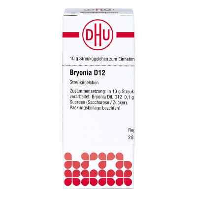 Bryonia D 12 Globuli  bei apo.com bestellen