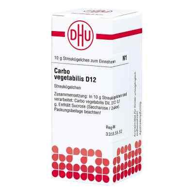 Carbo Vegetabilis D 12 Globuli  bei apo.com bestellen