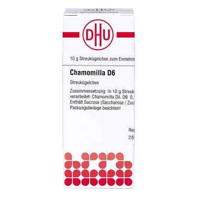 Chamomilla D 6 Globuli  bei apo.com bestellen
