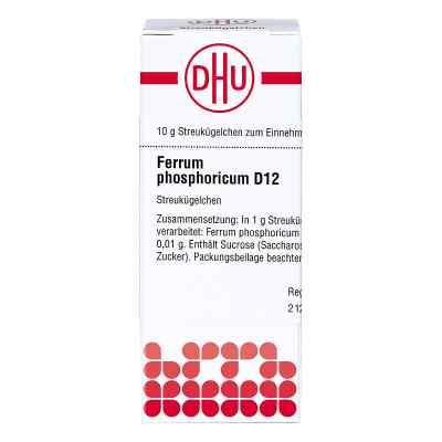 Ferrum Phosphoricum D 12 Globuli  bei apo.com bestellen