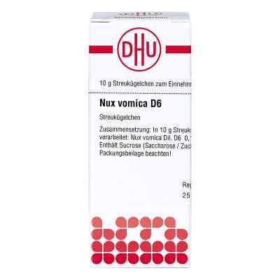 Nux Vomica D 6 Globuli  bei apo.com bestellen