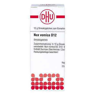 Nux Vomica D 12 Globuli  bei apo.com bestellen