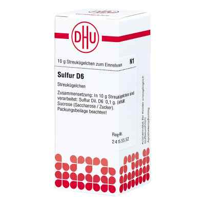Sulfur D 6 Globuli  bei apo.com bestellen