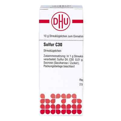 Sulfur C 30 Globuli  bei apo.com bestellen